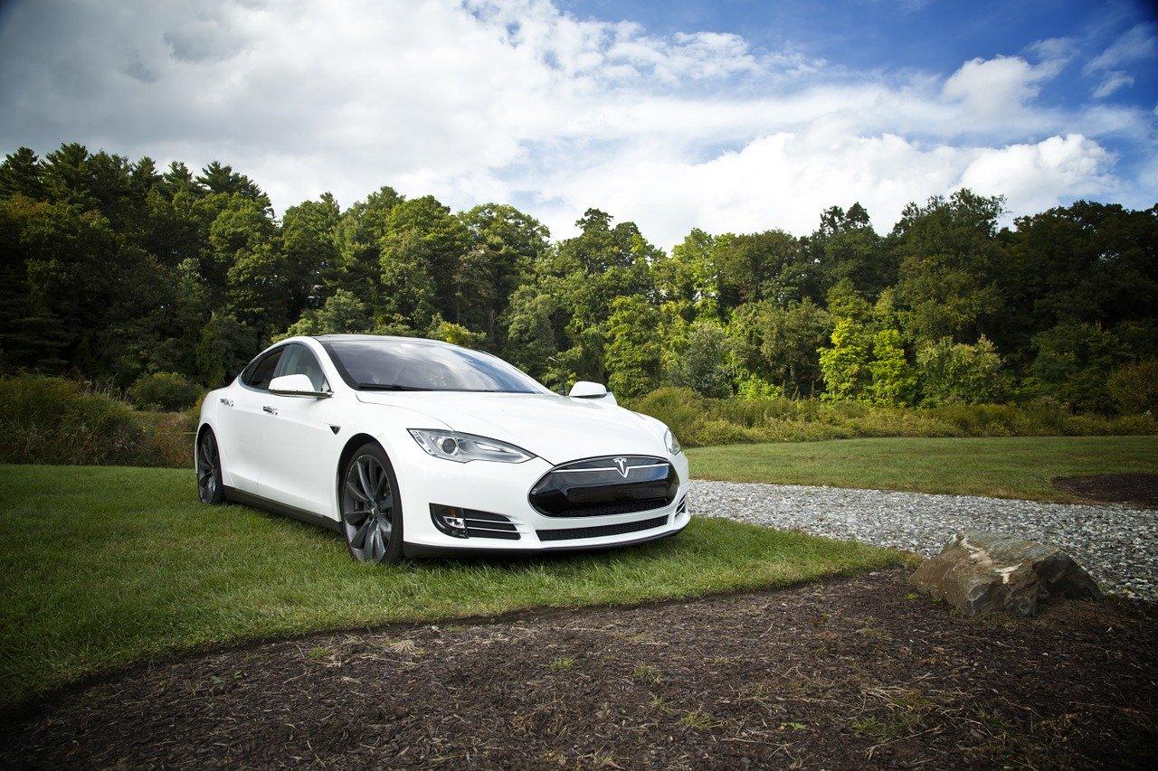 Tesla blanche