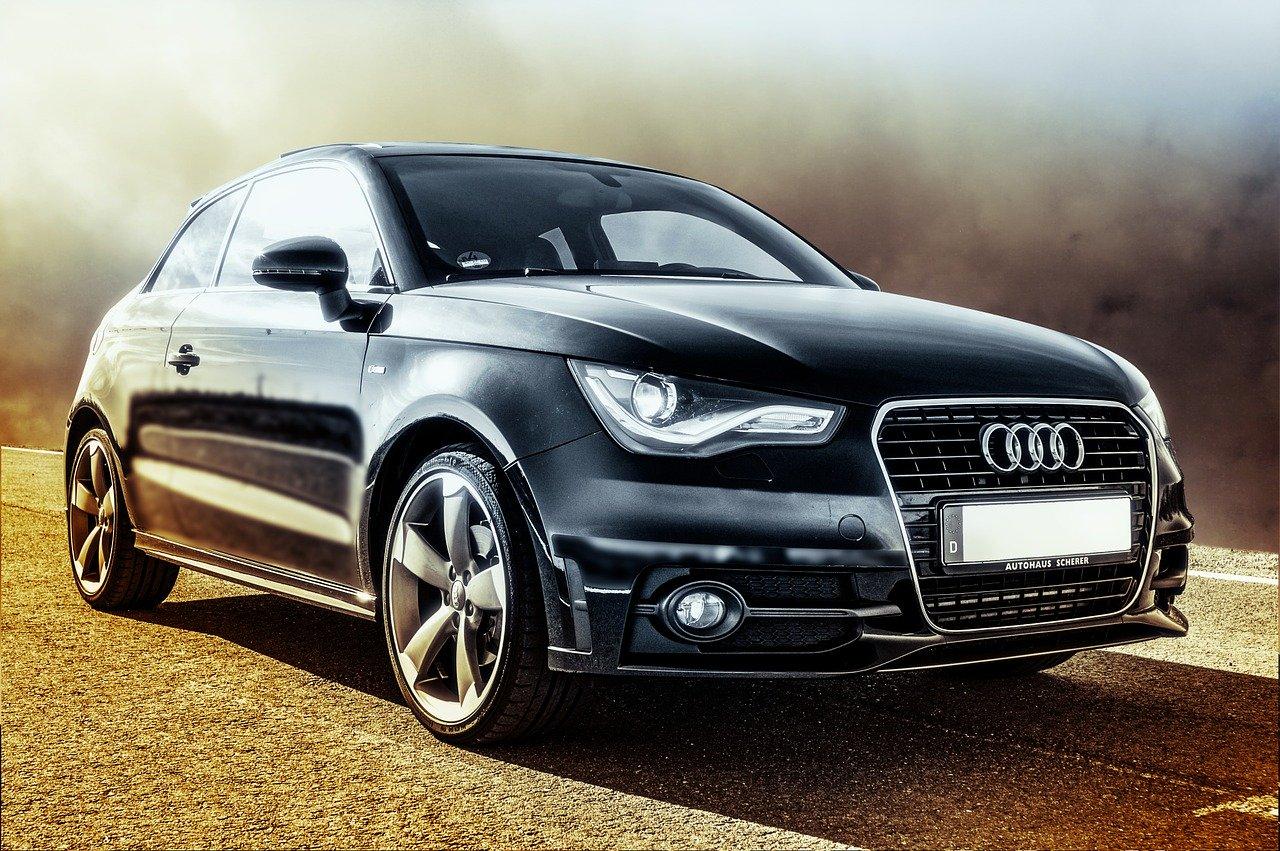 Audi Voiture noire
